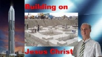 Building on Jesus