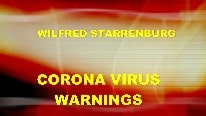 Corona virus warnings